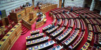"""Ψήφος εμπιστοσύνης από 158 - Ανταλλαγή καρφιών με το """"καλημέρα"""", Σπύρος Γκουτζάνης"""