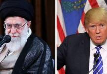 """Ο Τραμπ προειδοποιεί τον Αγιατολάχ Χαμεϊνί να """"προσέχει"""""""