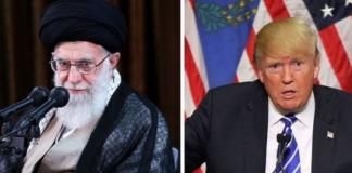 """Ο Τραμπ προειδοποιεί τον Αγιατολάχ Χαμενεΐ να """"προσέχει"""""""