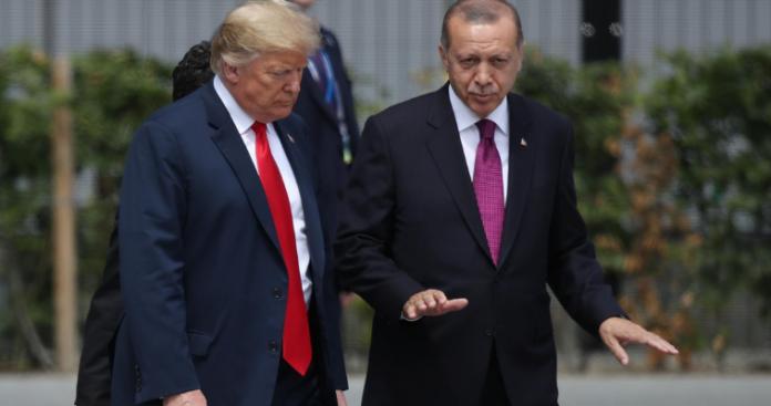 Ο Τραμπ προτείνει στον Ερντογάν συμβιβασμό για τους S-400, Μιχάλης Ιγνατίου