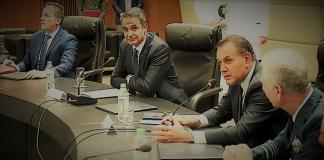 Πως θα αντιδράσει η ελληνική κυβέρνηση αν παραβιαστεί η ελληνική υφαλοκρηπίδα, Χρήστος Καπούτσης