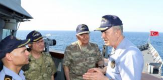 """Γελιούνται όσοι θεωρούν την κινητοποίηση του τουρκικού στόλου απλά """"τακτικισμό"""",Κώστας Βενιζέλος"""