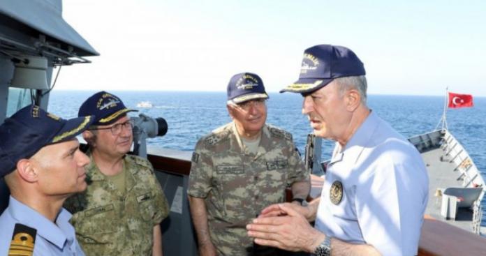 Γελιούνται όσοι θεωρούν την κινητοποίηση του τουρκικού στόλου απλά