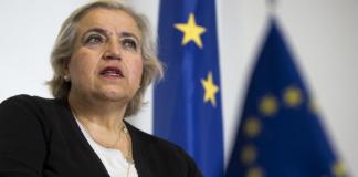"""Η παράλληλη """"υπουργός Εξωτερικών"""" του Κυριάκου, Νεφέλη Λυγερού"""