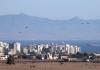 Η κατεχόμενη Αμμόχωστος φωτογραφημένη από την ακριτική Δερύνεια. ΚΥΠΕ, ΚΑΤΙΑ ΧΡΙΣΤΟΔΟΥΛΟΥ