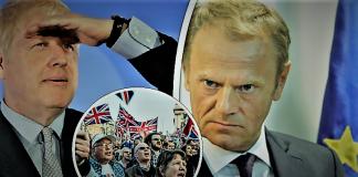 Το φτηνό όπλο της ΕΕ απέναντι στο Brexit, Διονύσης Χιόνης