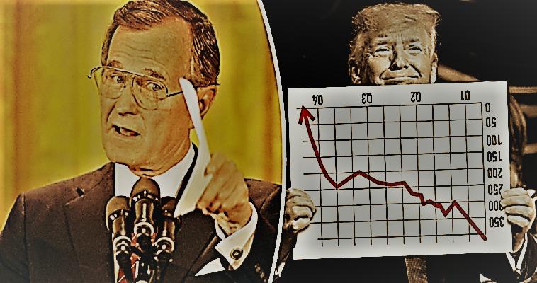 Πολ Κρούγκμαν: Από τα «βουντού» του Μπους, στο «κακό μάτι» του Τραμπ, Πωλ Κρούγκμαν