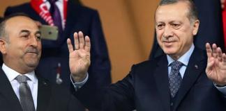 """Το """"μαστίγιο"""" του Ερντογάν και το kazan-kazan του Τσαβούσογλου, Νεφέλη Λυγερού"""