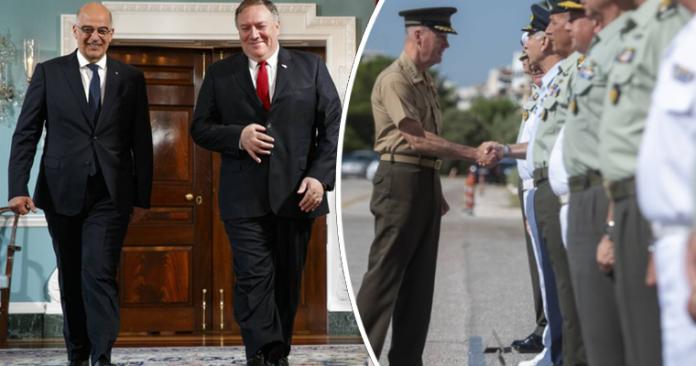 Στο τραπέζι αμερικανικές εγγυήσεις για την εθνική ασφάλεια της Ελλάδας, Αλέξανδρος Τάρκας