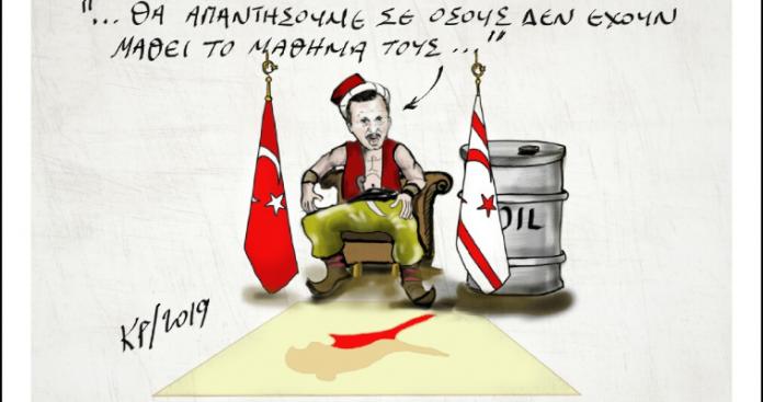 Κύπρος: Συμφωνία ή παράδοση στην Άγκυρα προτιμάμε τελικά;, Κώστας Βενιζέλος