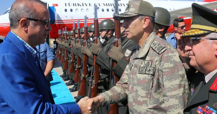 Τουρκική στρατηγική: Κρίσεις χαμηλής έντασης για επιβολή