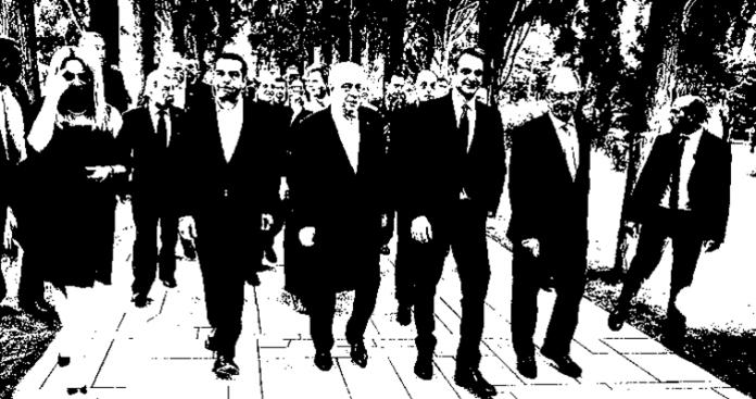 Η Εθνική Ανεξαρτησία στην Κλίνη του Προκρούστη, Παναγιώτης Ήφαιστος