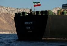 Η κρίση των δεξαμενόπλοιων - Διπλωματικά σύννεφα στην Πελοπόννησο, Νεφέλη Λυγερού
