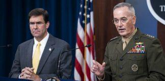 Εναλλακτική λύση στο δίκτυο 5G ψάχνει ο Αμερικανός υπουργός Άμυνας