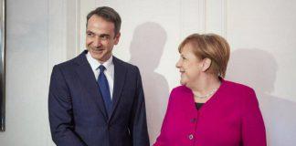 Τι θα συζητήσει ο Μητσοτάκης στο Βερολίνο