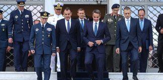 Τα δύο μέτωπα του Κυριάκου - Η θεσμική τρύπα στην εθνική ασφάλεια, Σταύρος Λυγερός