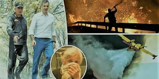 Πυρκαγιές και μεταρρυθμίσεις στο κυβερνητικό μενού, Νεφέλη Λυγερού