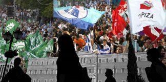 Η εθνική πτώση και η φαντασίωση της σωτηρίας από έναν Άϊ Γιώργη, Πέτρος Πιζάνιας