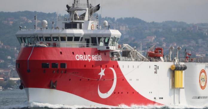Τι σημαίνει η νέα εξόρμηση του Oruc Reis, Κώστας Ράπτης