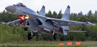 Ρωσικά Su-35 κυνήγησαν τουρκικά F-16 στη Συρία… Χοντραίνει το παιχνίδι