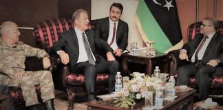 Η Τουρκία κυκλώνει την Ελλάδα μέσω Λιβύης, Μάρκος Τρούλης