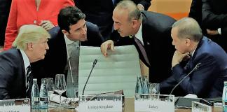 Όταν η ερντογανική επιδεξιότητα συναντά την τραμπική αδεξιότητα, Μιχάλης Ιγνατίου