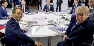 """Τελικώς δεν ήταν """"ταύρος εν υαλοπωλείω"""" ο Τραμπ στη Σύνοδο G7, Βαγγέλης Σαρακινός"""