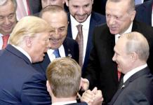 Τραμπ-Πούτιν-Ερντογάν - Το τρίγωνο του διαβόλου και η Ελλάδα, Μιχάλης Ιγνατίου