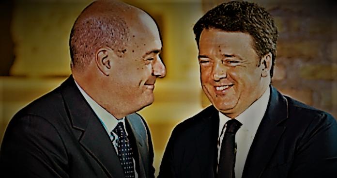 Τα πάθη του νεαρού Τζινγκαρέτι - Η πολιτική κρίση στην Ιταλία, Δημήτρης Δεληολάνης