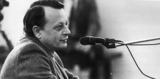 Η ιστορία του er Caccola - Μια εμβληματική φιγούρα του νεοφασισμού, Δημήτρης Δεληολάνης