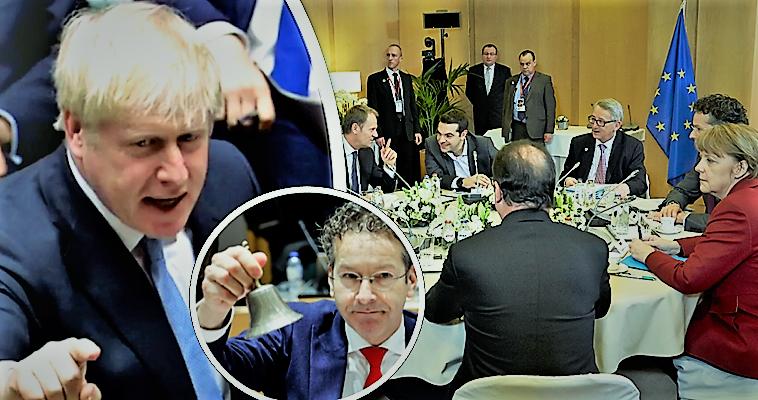 """Ο Μπόρις Τζόνσον ή οι Ευρωκράτες είναι """"δικτάτορας"""";, Αμβρόσιος Έβανς-Πρίτσαρντ"""