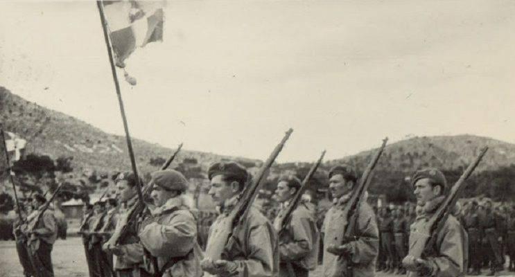 Άγραφα 1948: Η Γ' Μοίρα Καταδρομών επιτίθεται στους αντάρτες, Παντελής Καρύκας