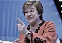 Κρισταλίνα Γκεοργκίεβα: Μία Βουλγάρα στο τιμόνι του ΔΝΤ, Νεφέλη Λυγερού