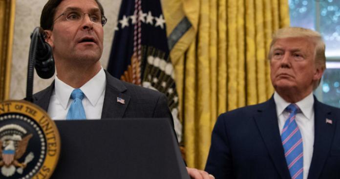 Κομφούζιο στην Ουάσινγκτον - Άλλα λέει ο Πρόεδρος και άλλα ο υπουργός Άμυνας, Μιχάλης Ιγνατίου
