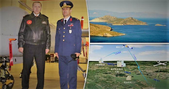 Τις κινέζικες τακτικές με τα drones ετοιμάζεται να αντιγράψει ο Ερντογάν, Βαγγέλης Γεωργίου
