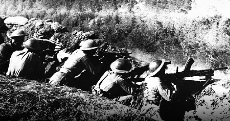 Πεζικό 1946-48 - Στρατιώτες στη θερμή σύγκρουση του Ψυχρού Πολέμου, Παντελής Καρύκας