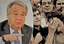 Ο ΟΗΕ προδίδει τον ρόλο του - Διαδικαστικό ζήτημα το Κυπριακό και όχι εισβολής!, Κώστας Βενιζέλος