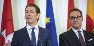 """Επελαύνει ο Κουρτς στην Αυστρία - Δεν θα πληρώσει τις """"ζαβολιές"""" του Στράχε, Βαγγέλης Σαρακινός"""