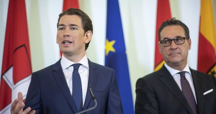 """""""Λάθος"""" θεωρεί την παραίτηση του ο πρώην Αυστριακός αντικαγκελάριος Στράχε"""