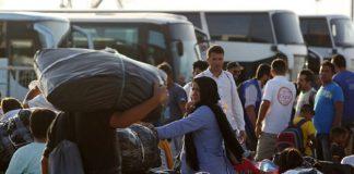 Οξύνεται το μεταναστευτικό - Κινήσεις αποφόρτισης των νησιών, Νεφέλη Λυγερού