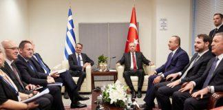 Συνάντηση Μητσοτάκη-Ερντογάν: Η διπλωματική βιτρίνα και το δύσκολο από πίσω, Σταύρος Λυγερός