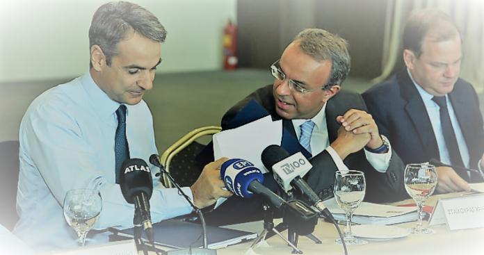 Η οικονομική πολιτική Μητσοτάκη στηρίζεται σε αβέβαιο εργαλείο, Κώστας Μελάς