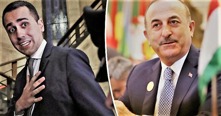 Κολεγιά με την Τουρκία μαγειρεύουν οι Ιταλοί στη Λιβύη, Δημήτρης Δεληολάνης