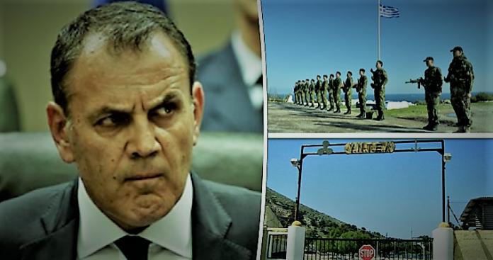 Στο πόδι το Άμυνας για την κλοπή στη Λέρο - Φόβοι για συμμετοχή στρατιωτικών, Χρήστος Καπούτσης