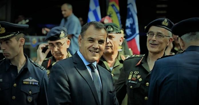 Υπουργείο Εθνικής Άμυνας: «Περιττός ο διάλογος για ΜΟΕ με την Τουρκία», Χρήστος Καπούτσης