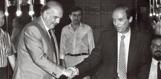 Από τον τρίτο δρόμο του Ανδρέα στον σοσιαλφιλελευθερισμό του Σημίτη, Βασίλης Ασημακόπουλος