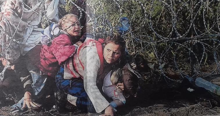 Η ηθική της μετανάστευσης, Ηλίας Γιαννακόπουλος