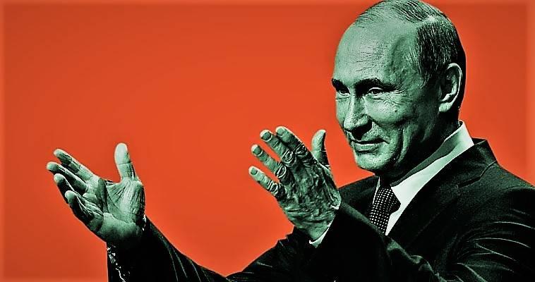 Ηλίθιοι και ψυχοπαθείς - Το μεγάλο ατού του Πούτιν έναντι των δυτικών υπερδυνάμεων