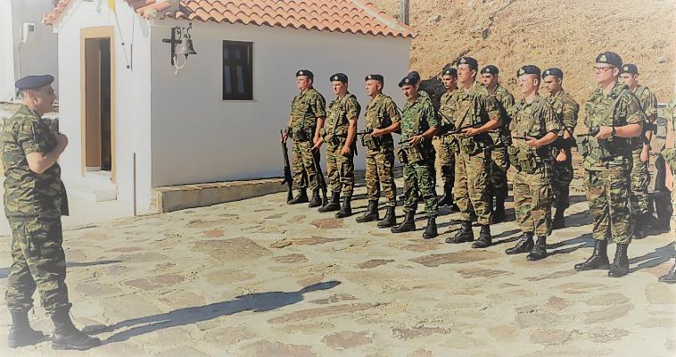 """Γιατί η έλλειψη """"αναλώσιμων"""" στρατιωτών καθιστά μονόδρομο την αποτροπή, Γιώργος Μαργαρίτης"""