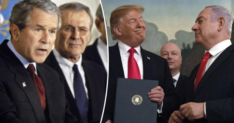 Η αθέατη όψη της νεοσυντηρητικής στρατηγικής - Το τρίγωνο Τραμπ-Ισραήλ-Ιράν, Σταύρος Λυγερός